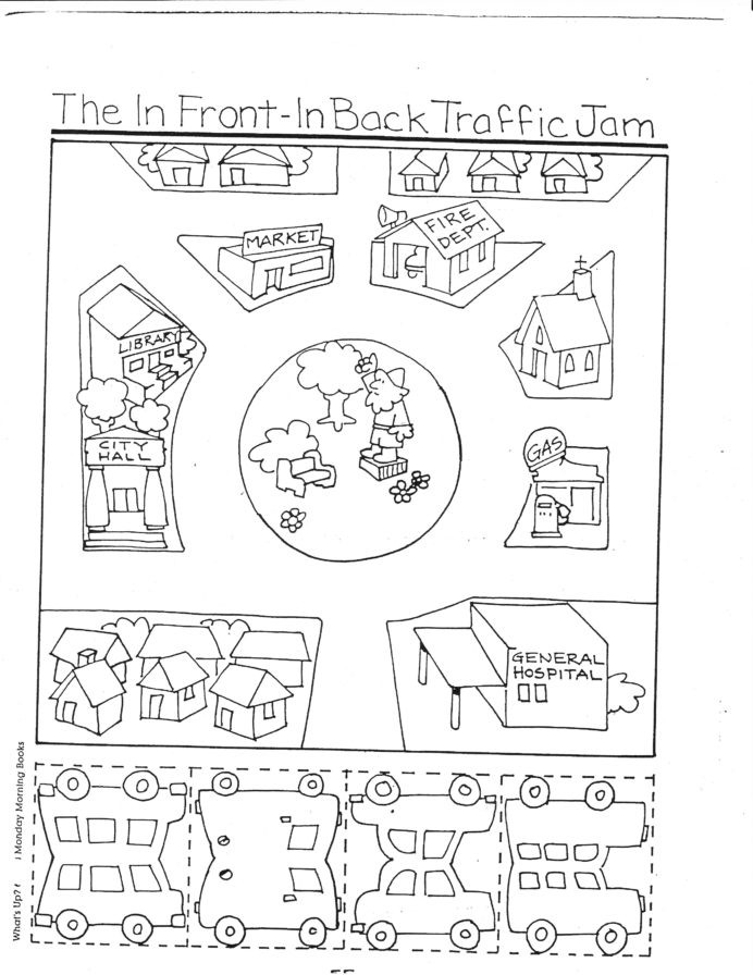 Social Studies Worksheets for Kindergarten Transportation Ideas for social Stu S Kindergarten Nana