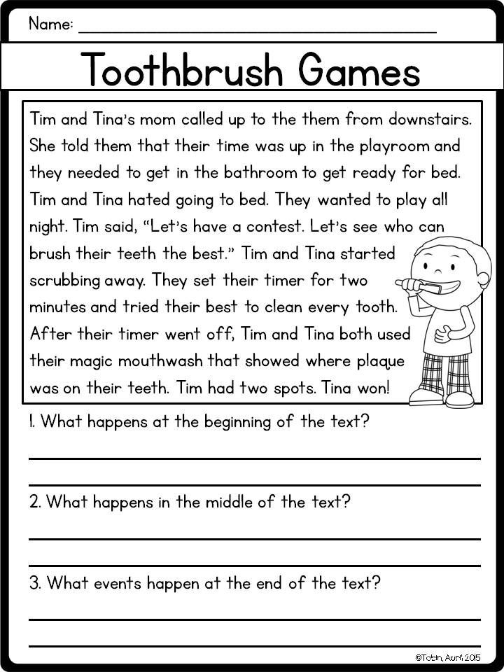 Text Structure 3rd Grade Worksheets Story Structure Rl2 5