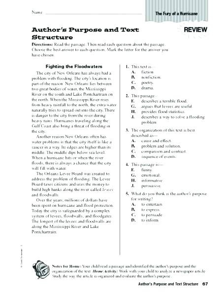 Text Structure 4th Grade Worksheets Cause and Effect Activities 4th Grade Nonfiction Text