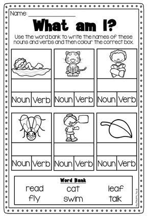 Verb Tense Worksheets 1st Grade Verbs Worksheet It Covers Action Verbs Past Present Future