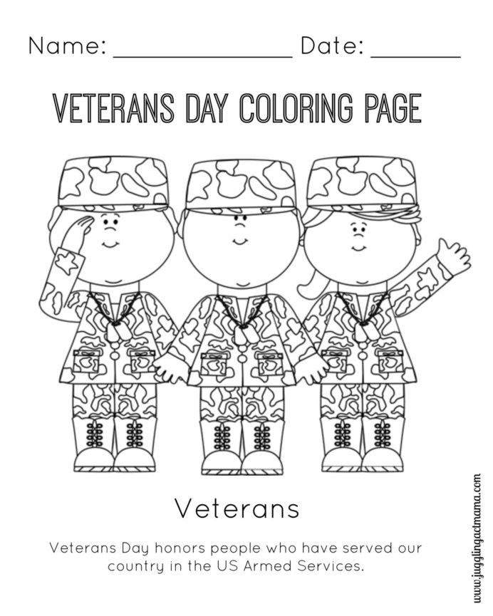 Veterans Day Math Worksheets Veterans Activities for Kindergarten Worksheets Printable