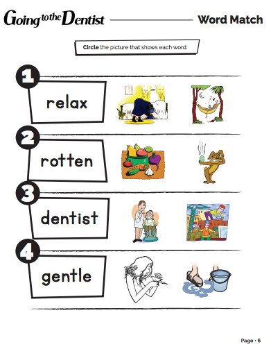 Vocabulary Worksheets for 1st Graders Kindergarten Worksheets and First Grade Worksheets