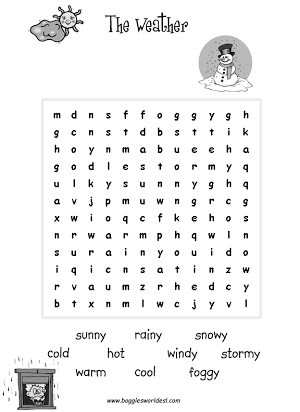 Weather Worksheets for 2nd Graders Free Weather Activities for Second Grade