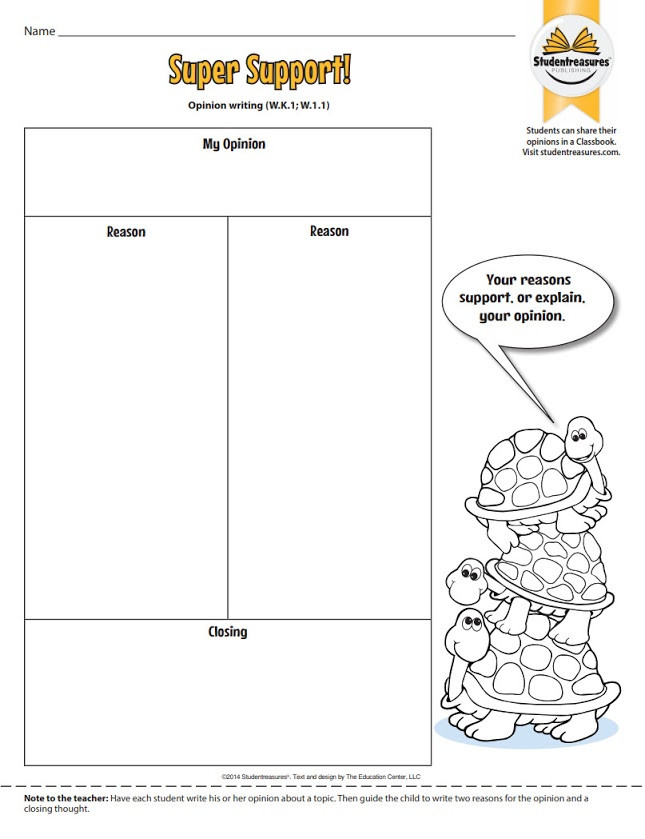 Worksheets for First Grade Writing 3 Helpful 1st Grade Writing Worksheets Studentreasures Blog