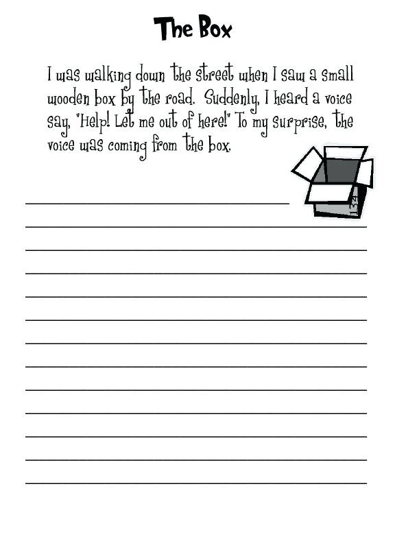 Writing Worksheet 2nd Grade 2nd Grade Writing Worksheets Best Coloring Pages for Kids