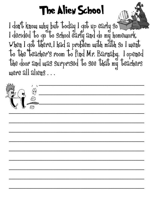 Writing Worksheet 2nd Grade 2nd Grade Writing Worksheets with Images