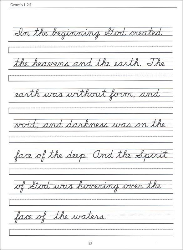 Writing Worksheets for 5th Grade Cursive Worksheets 5th Grade Scripture Character Writing