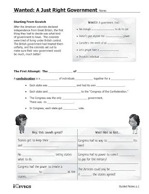 Anatomy Of the Constitution Worksheet Class Notes 8th Grade social Stu S