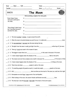 Bill Nye Electricity Worksheet Bill Nye the Science Guy Free Worksheets