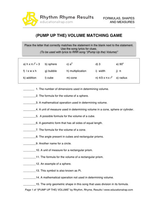 Bill Of Rights Worksheet Answers Printables Bill Rights Matching Worksheet Anitalophile