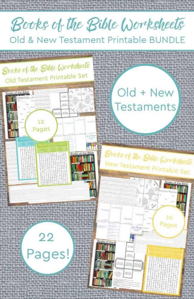 Books Of the Bible Worksheet 16 Printable Books Of the Bible Worksheets & Activities