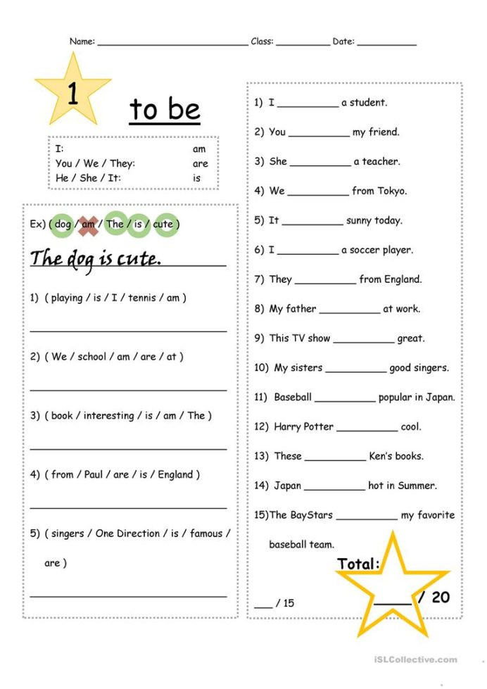 Career Worksheets for Middle School to Verb Practice Level English Esl Worksheets for Distance
