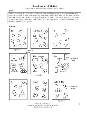 Classification Of Matter Worksheet Classification Matter Worksheet Key K12 Classification
