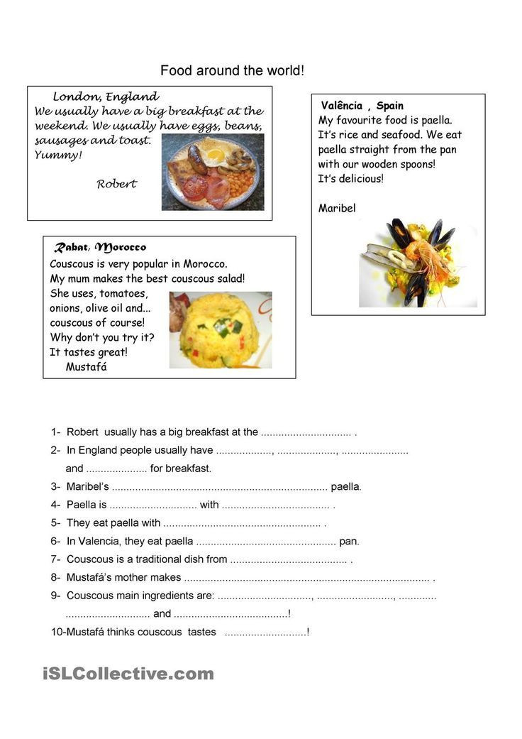 Cooking Worksheets for Middle School Cooking Worksheets for Elementary Students Google Search
