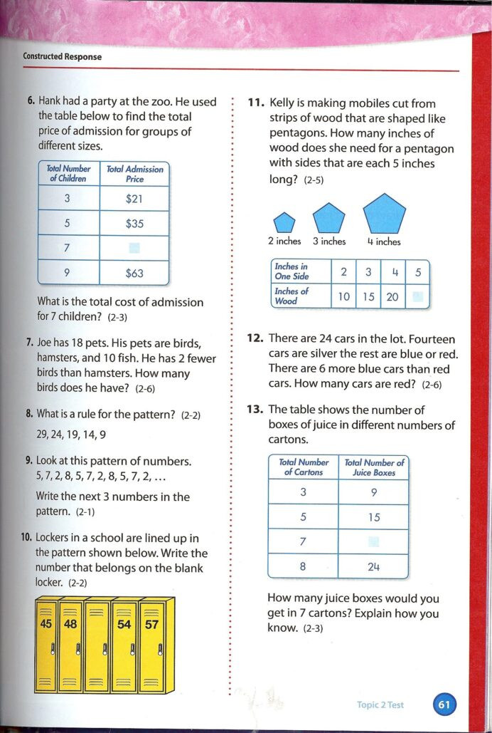 Dilations Worksheet with Answers Pin Envision 4th Grade Math Worksheets Answers Dilation