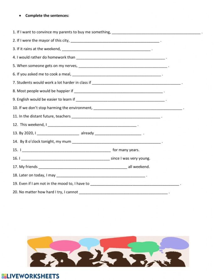 Ecology Worksheets Middle School 5th and 6th Grade Math Sentence Pletion Worksheets