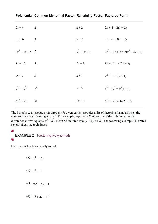 Factoring X2 Bx C Worksheet Factoring X2 Bx C Worksheet Worksheet List