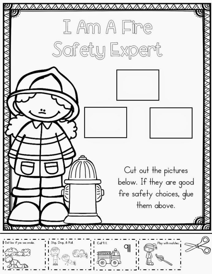 Fire Safety Worksheets Preschool Fire Safety Lessons Tes Teach Worksheets Slide26 Ok Google