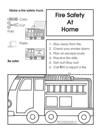 Fire Safety Worksheets Preschool Teacher Ideas & Activities Fire Safety