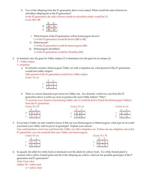 Genetics Practice Problem Worksheet Scojo262 Worksheet Answer Simple Genetics Practice Problems