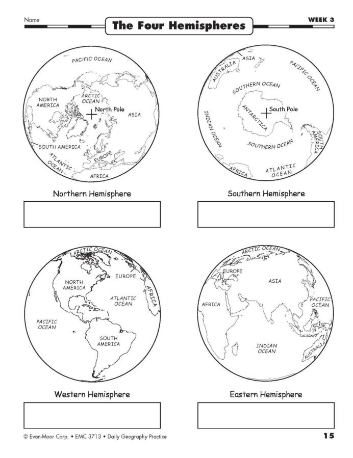 Geography Worksheets Middle School Pdf 3rd Grade Math Test Printable Worksheets Free Printable