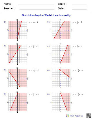 Graphing Linear Functions Worksheet Answers Kuta software Graphing Exponential Functions