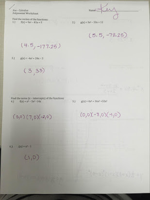 Graphing Polynomial Functions Worksheet Answers 2 2 Polynomial Functions Of Higher Degree Homework Answers
