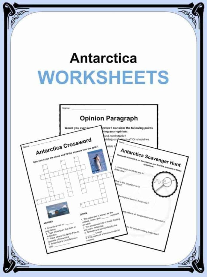 Informational Text Worksheets Middle School Facts Worksheets Historical Continent Information Activities