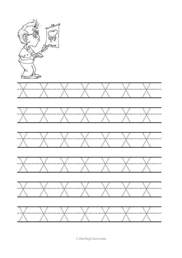 Letter X Worksheets for Preschool 3 Preschool Worksheets Free Printables Shapes Worksheets