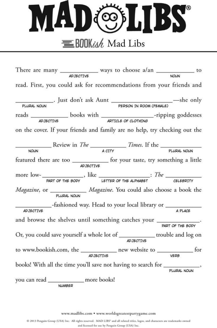 Middle School Life Skills Worksheets Https Google Search Mad Libs Worksheets for Adults Adjective