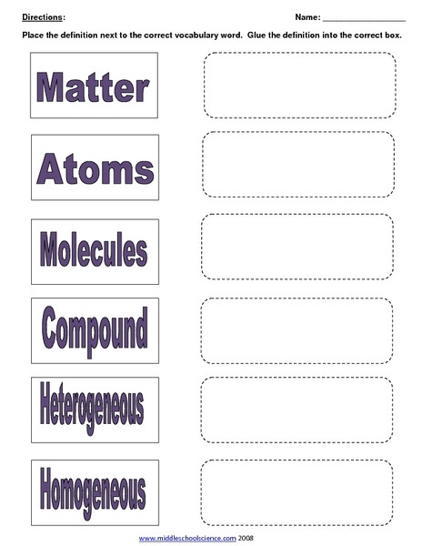 Mixtures and solutions Worksheet Mixture and solution Lesson Plans & Worksheets Reviewed by