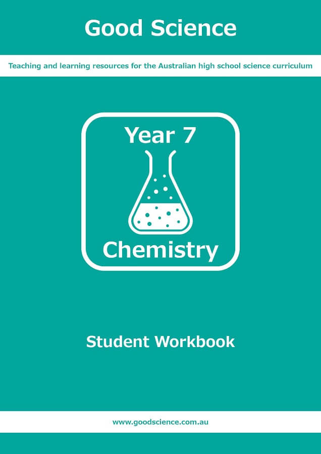 Overview Chemical Bonds Worksheet Answers Year 7 Chemistry Pdf Workbook