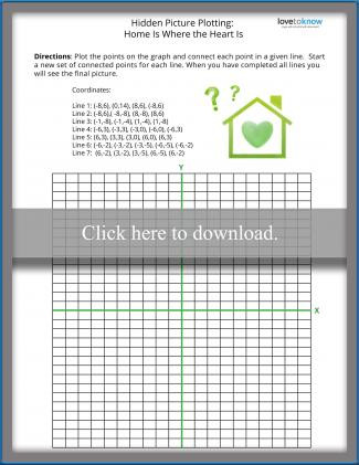 Plotting Points Worksheet Pdf Free Coordinate Graphing Mystery Picture Worksheets