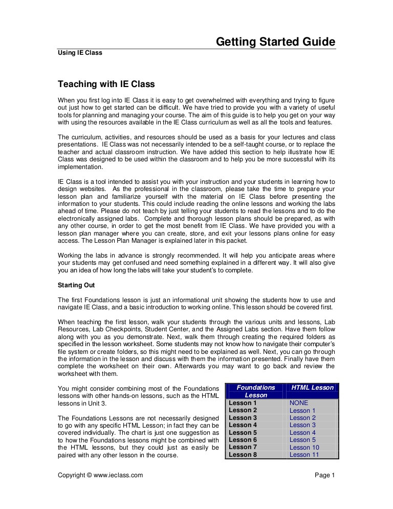 Point Of View Worksheet 11 Ie Class Startedguide