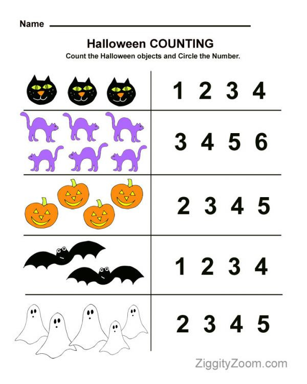 Preschool Halloween Worksheets Free Halloween Worksheets for Kids Line Signup Blog by Signup
