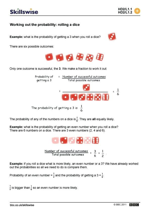 Probability Worksheet with Answers Probability Worksheets Answers – Dailycrazynews