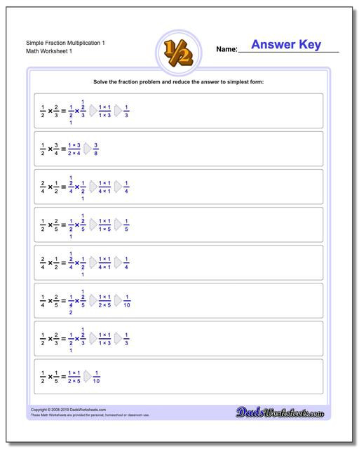 Proportions Worksheet 6th Grade Fraction Multiplication