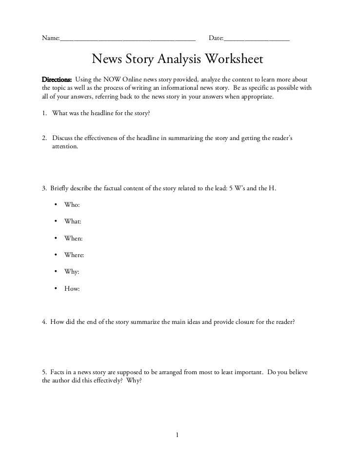 Prufrock Analysis Worksheet Answers Analysis Worksheet Answers Written Document Analysis