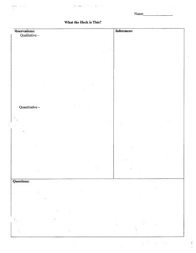 Qualitative Vs Quantitative Worksheet Qualitative Vs Quantitative Observations Worksheet Nidecmege