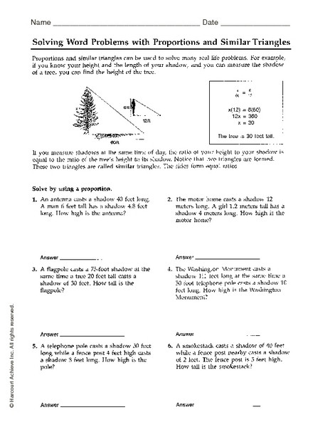 Right Triangle Word Problems Worksheet 35 Right Triangle Word Problems Worksheet Worksheet