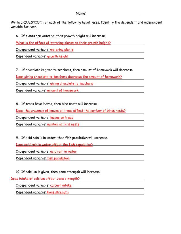 Scientific Method Review Worksheet Answers Paid Essay Writing Service