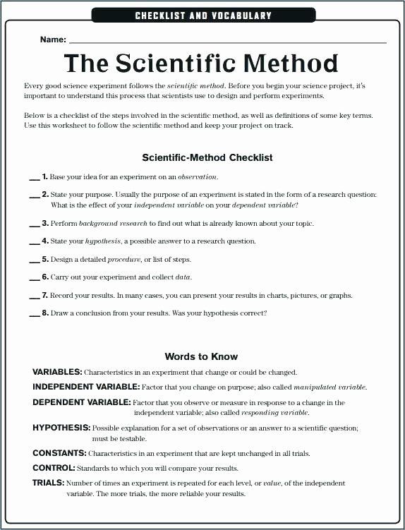 Scientific Method Worksheet 5th Grade Pin On Editable Grade Worksheet Templates