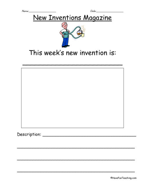 Scientific Method Worksheet 5th Grade Scientific Method Worksheets • Have Fun Teaching