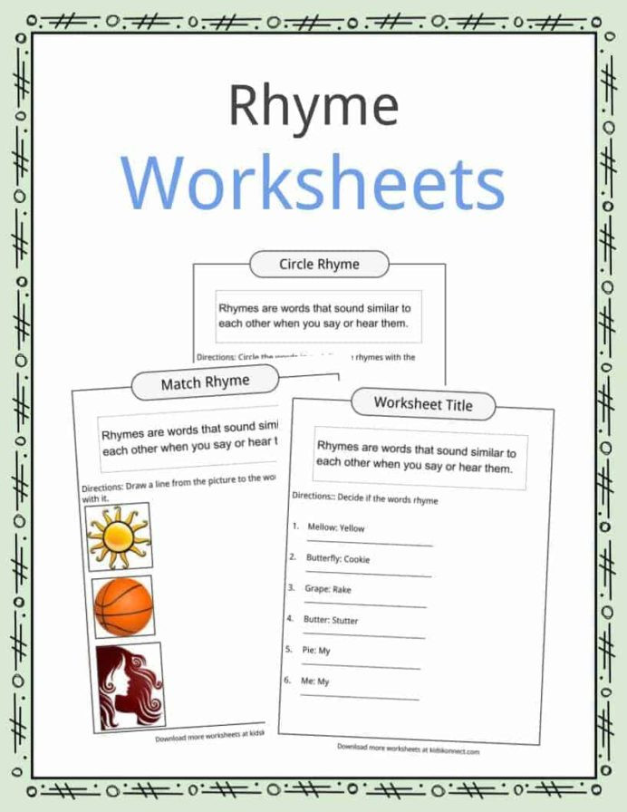 Sequencing Worksheets Middle School Nursery Rhymes Worksheets Ks1 Worksheets Free Printable