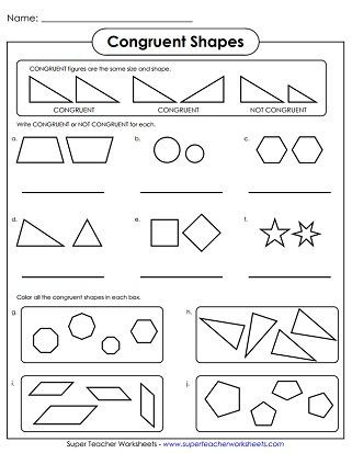 Similar Polygons Worksheet Answers Fractions Worksheets with Answers