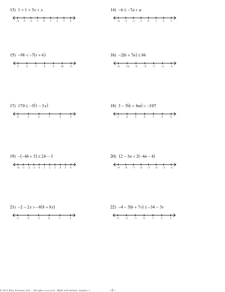Solving Equations Worksheet Pdf solving Linear Equations In One Variable Worksheet Pdf لم