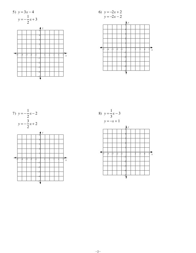 Solving Systems Of Equations Worksheet solving Systems Equations Lessons Tes Teach