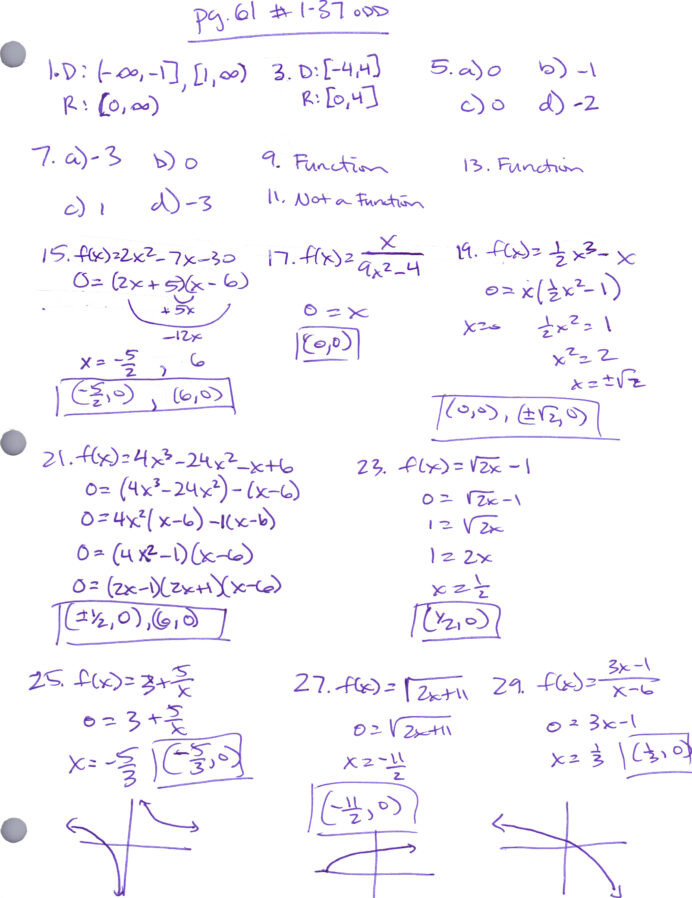Solving Trig Equations Worksheet Advanced Pre Calculus Precalculus Practice Worksheets Tb Pg