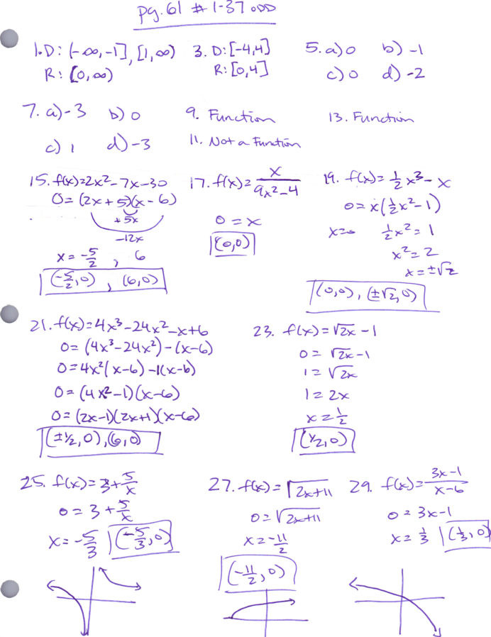 Solving Trig Equations Worksheet Advanced Pre Calculus Precalculus Worksheets with Answers Tb