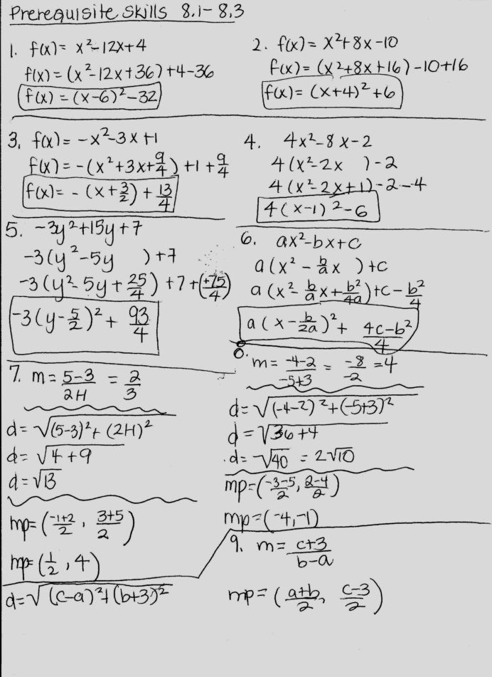 Solving Trigonometric Equations Worksheet Answers Pre Calculus Honors Mrs Higgins Precalculus Worksheets with